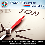 Job Placement at Sanakalp Placements