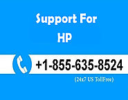 Contact Hp Customer Support Number +1-855-635-8524