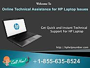 HP Laptop Customer Support Number
