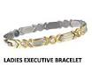 Q-Link Women's Executive Bracelet for EMF Protection