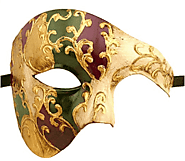 Top 8 Best Masquerade Masks for Men in 2018 Reviews (January. 2018)