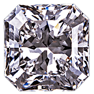 Luminus Radiant Cut Diamond