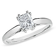 Buy Radiant Cut Diamond For Engagement Rings