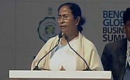 Thank You Pranav Adani, Mamata Banerjee Tells Adani Junior At Bengal Global Business Summit
