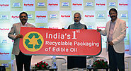 Pranav Adani - Adani Wilmar adopts recyclable all pe-laminate packaging fortune edible oil