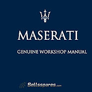 2015 Maserati GranCabrio MC Workshop Manual for sale | Aston Martin Workshop Manual