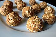 Diet Recipe of Cookie Protein Ball – IdietitianPro