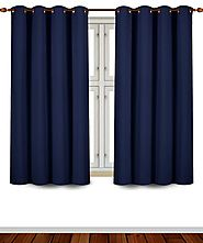Top 10 Best Blackout Curtains 2018 (January. 2018)