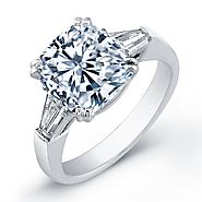 Buy Diamonds For Cushion Cut Engagement Rings In Melbourne
