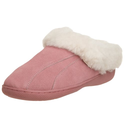 Tamarac by Slippers International Women's Cozy Sheepskin Clog Slipper