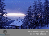 "WordPress › Let It Snow! "" WordPress Plugins"