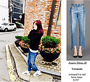 Vetements Artisanal Cut and Sewn Jeans $1397