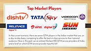 Top DTH Market Players