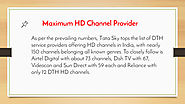 Maximum HD Channel Provider