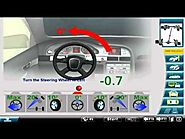 Lawrence 3D Wheel Alignment Operation Video RS8