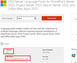 SharePoint 2010 RTM Language Packs are gone by Vlad Catrinescu