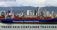 Trans Asia Tracking - Track & Trace Trans Asia Line
