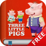 Kids Academy · The Three Little Pigs