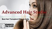 Advanced​ ​Hair​ ​Studio Hair Loss Cure Centre in Delhi