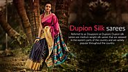 East Indian Handloom Sarees Online