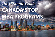 MBA Universities & Colleges in Canada | MBA Courses for International Students
