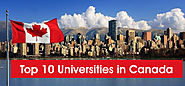 Information Technology Universities & Colleges in canada | Information Technology Courses for International Students