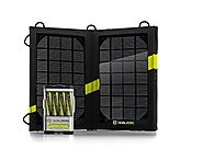 GOAL ZERO GUIDE 10 PLUS SOLAR KIT FEATURES