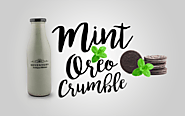 Mint Oreo Crumble