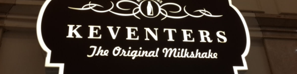 Headline for Top 10 milkshakes to order at Keventers