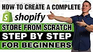 Shopify Tutorial for Beginners