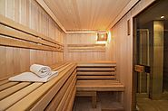 Heat Things Up With A Sauna