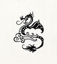 Fun and Creative Dragon Embroidery Design | Machine Design | EMBMall