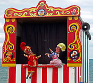 Creepy Punch & Judy Show