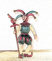The Harlequin Clown