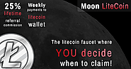 Welcome to Moon Litecoin - free litecoin faucet