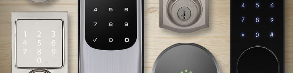 Headline for TOP 15 BEST BLUETOOTH ENABLED KEY-LESS SMART LOCK REVIEWS Follow