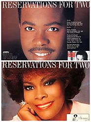 "62. ""Reservations For Two"" - Dionne Warwick & Kashif (1987)"