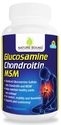Glucosamine Chondroitin Msm Complex with Boswellia for Extra Strength - 1500 Mg Glucosamine Sulfate for Highest Grade...