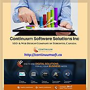 Website at http://www.brownbook.net/business/43456228/continuum-software-solutions-inc