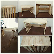 11 Cheap And Innovative Wooden Pallets Ideas - Sensod - Create. Connect. Brand.
