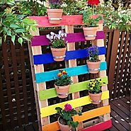 18 Pallet Furniture Ideas For Pallet Diyers And Crafters - Sensod - Create. Connect. Brand.