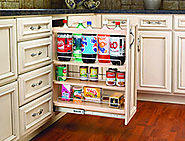 Make Your Cooking Organized And Easy With The Help Of Good Kitchen Cabinet Accessories