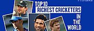 Top 10 Richest Cricket Players | CricketBio