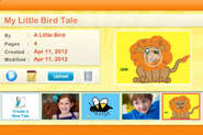 Little Bird Tales - Easy Digital Stories For Kids