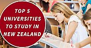Best Universities to Study in New Zealand for Indian Students