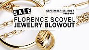 Florence Scovel Jewelry Blowout Sale Available