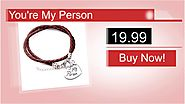 Florence Scovel Jewelry- Presents You're My Person Bracelet