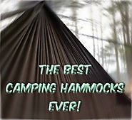 Best Camping Hammocks 2018 - Bag The Web