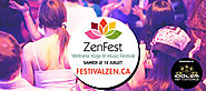 Montreal Zen Festival - Peace Love & Unity | Buy Tickets Here Online