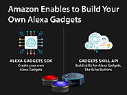 Build Your Own Alexa Gadget :: Integrate Alexa Skills in Alexa Gadget
